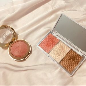 Blush and Highlight collection